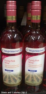 Weight Watchers Purely Pink Wine