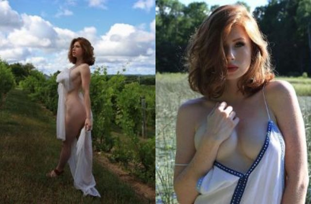18 Hot Pictures Of Abigale Mandler That Will Make You Melt