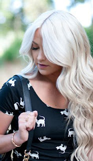athari blogger 2015 hair color trends