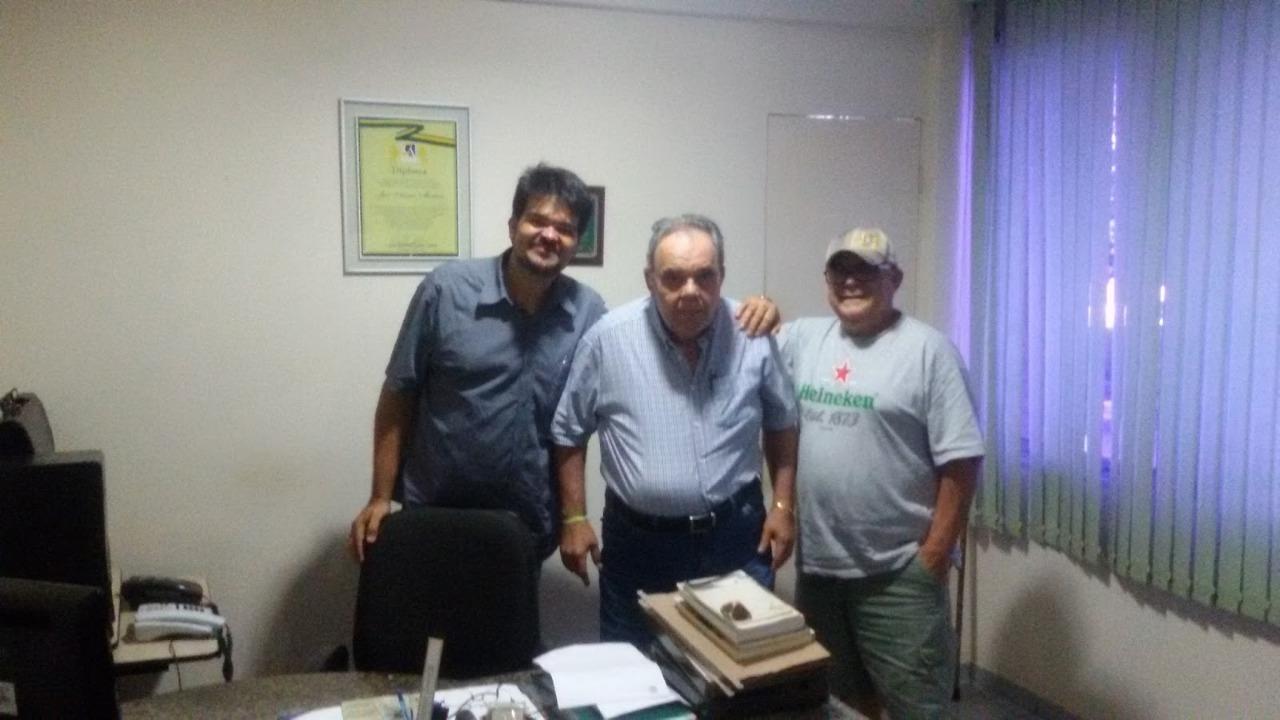 José Amaro, ex-presidente do América, completa 71 anos nesta quinta-feira