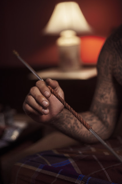 Private Sacred Tattoo Sessions, Sak Yant Masters, Ajarn Neng Onnut, Bangkok's Revered Bamboo Tattoo Master, Anantara Siam Bangkok Hotel, Anantara Hotel, Travel, Tattoo,