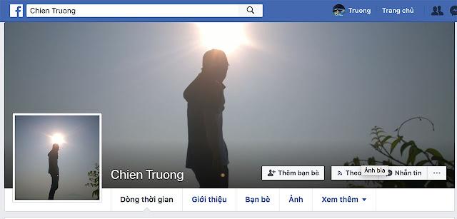 Facebook chưa chặn kết bạn