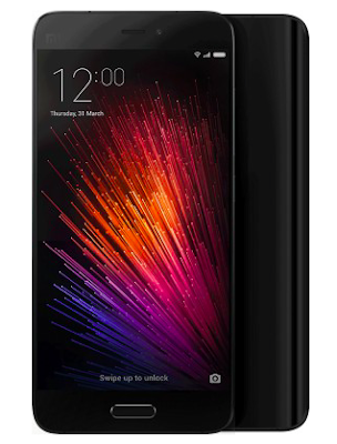 Xiaomi Mi 5 is now available in black color in India