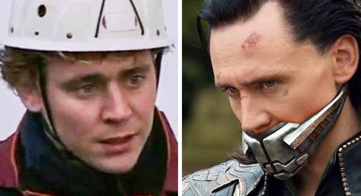 Tom Hiddleston: Casualty (1986 — presente) — Vingadores: Ultimato (2019)