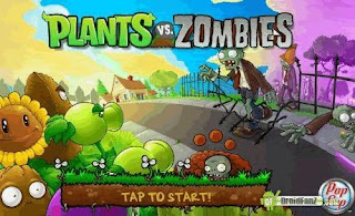 Plants VS Zombies Android Games Free Download Full Version