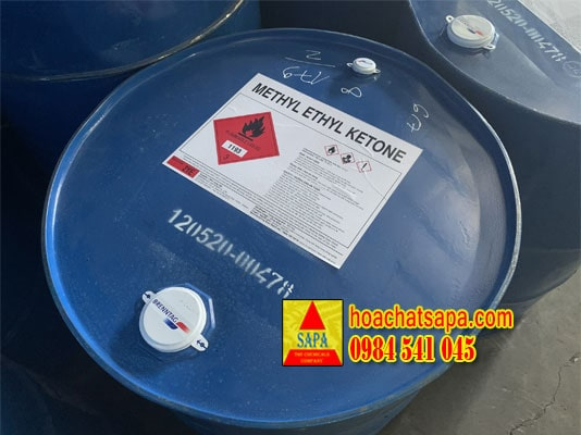 Dung môi công nghiệp Methyl Ethyl Ketone (MEK)