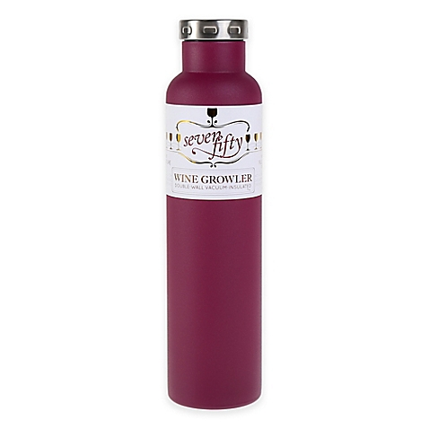 Girl On A Hike Fifty Fifty 750ml Wine Growler