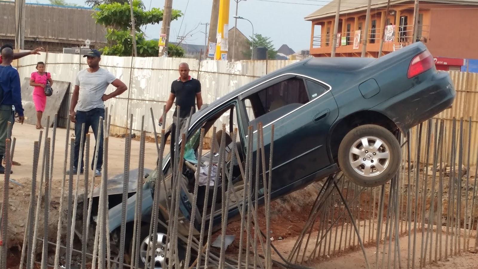 Stella Dimoko Korkus Com Tragic Accident In Abakaliki Ebonyi State