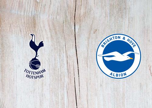 Tottenham Hotspur vs Brighton & Hove Albion -Highlights 01 November 2020