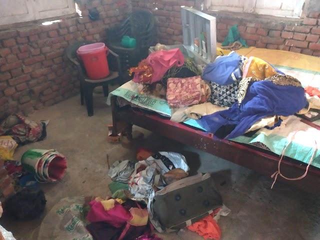 अरेड़ के परजुआर गांव में सूने घर से लाखों की चोरी