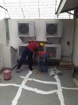 Pemindahan AC/bongkar pasang AC ruangan di Malang