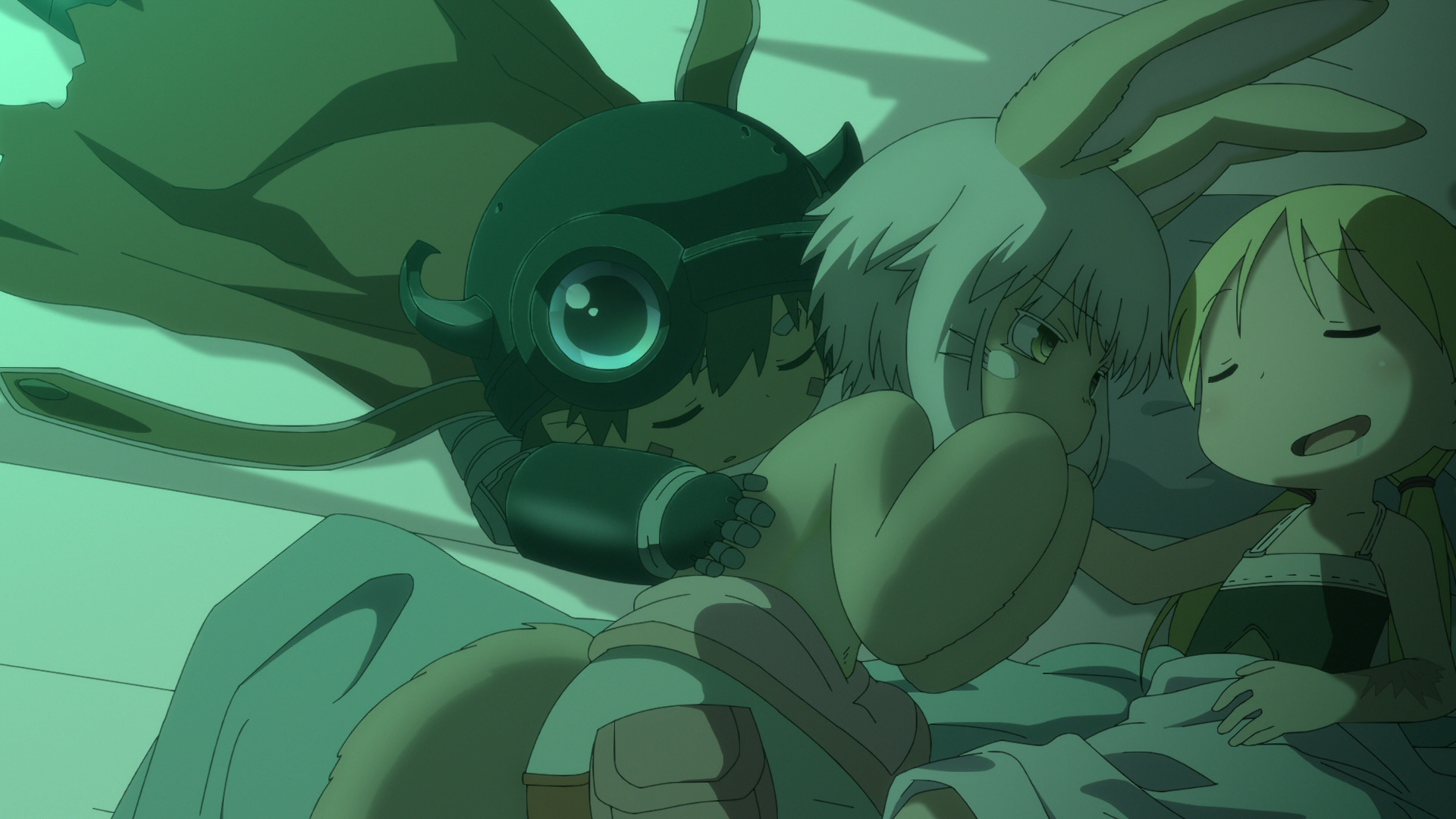 Made in Abyss Movie 3: Fukaki Tamashii no Reimei [10Bits][x264][BD][720p][1080p][11.3GB][V2][GD]