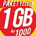 Deal Paket 1 GB Rahasia Indosat Yellow CUMA Rp 1000 Cara / Trik Baru