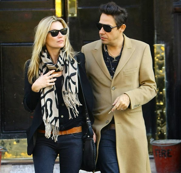 Stylish-Celebrity-Fashion-Couples-Jamie-Hince-Kate-Moss