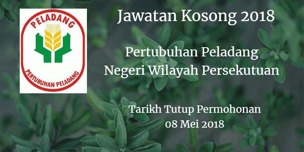 Jawatan Kosong Pertubuhan Peladang Negeri Wilayah Persekutuan 08 Mei 2018