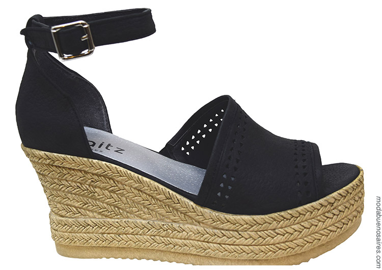 Moda primavera verano 2020 calzado femenino.