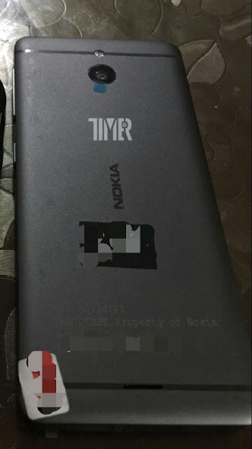 Nokia Prototype feature phone