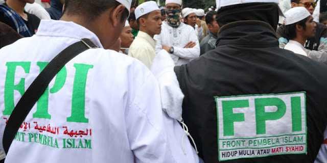 Rekening FPI Diblokir Sejak Mahfud MD Umumkan Pembubaran Dan Pelarangan Aktivitas