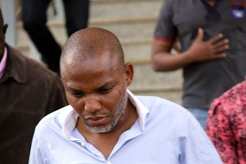 Kanu will rather die than for Ohaneze to claim glory for his release – IPOB