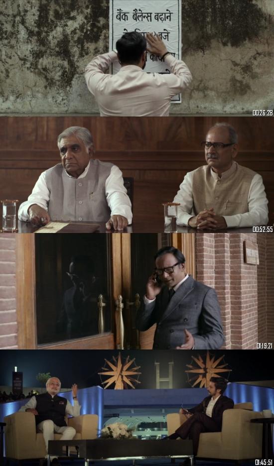 PM Narendra Modi 2019 Hindi 720p 480p WEB-DL x264 Full Movie