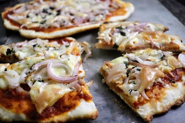 Pizza base recipe