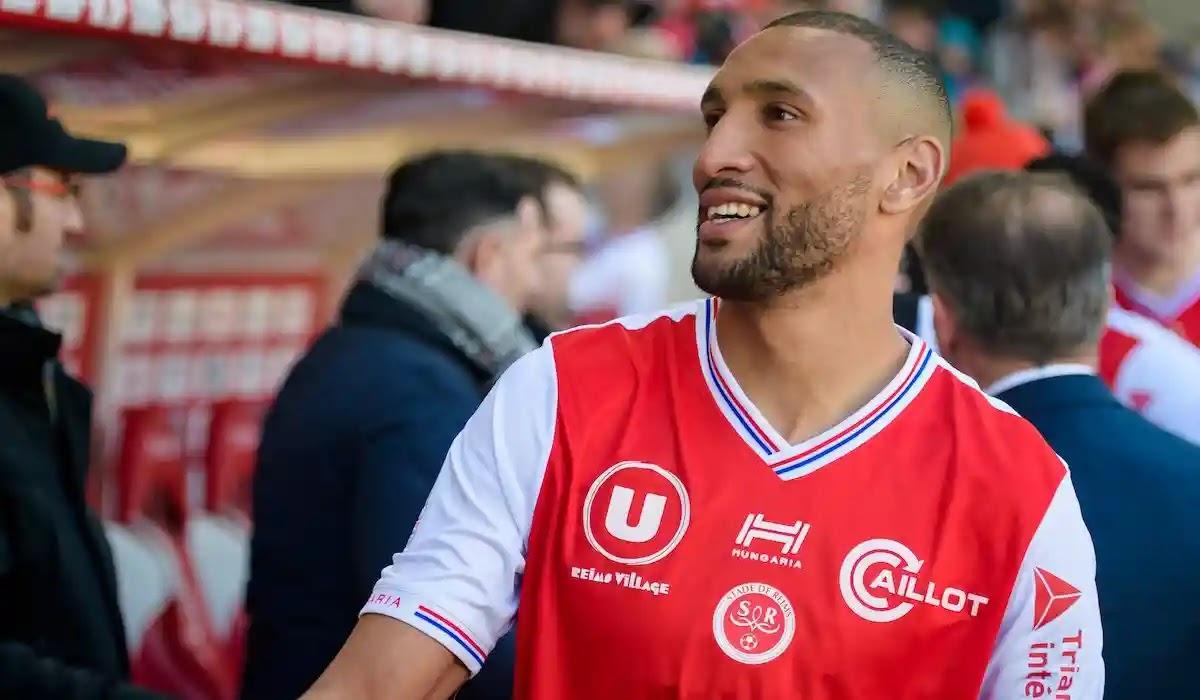 يونس عبد الحميد ضمن تشكيلة الموسم للدوري الفرنسي