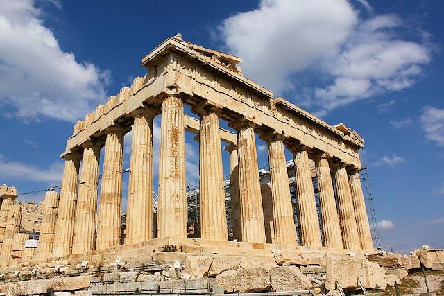 partenone-Acropoli-Atene-Grecia-fregio architettonico