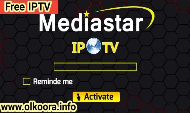 تحميل تطبيق Mediastar-IPTV Pro للاندرويد لمشاهدة جميع قنوات IPTV مجانا