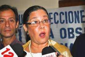 Violeta Mercedes Granera Padilla