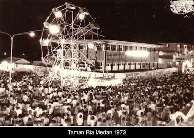 Nostalgia Taman Ria Medan