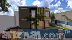 Model-rumah-minimalis-modern-tipe-90