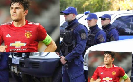 Man United issue statement on Harry Maguire arrest reports