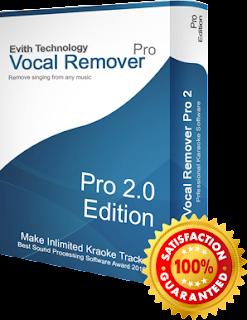 برنامج Vocal Remover Pro 2.0