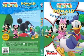 Mickey Clubhouse - Donald y sus patoaventuras
