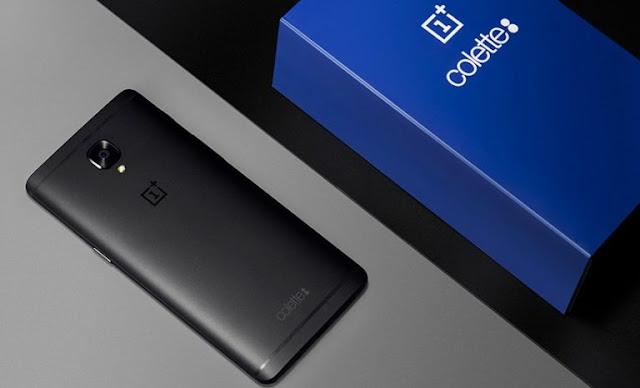 OnePlus 3T Colette Edition 2017