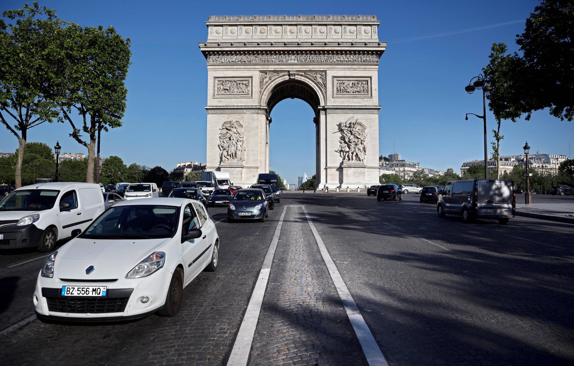 ممنوع تجاوز سرعة 30 كم في عاصمة فرنسا