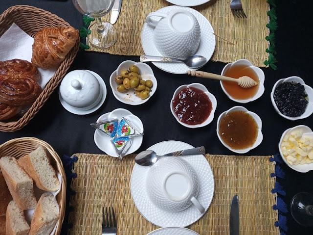 colazione tipica marocco