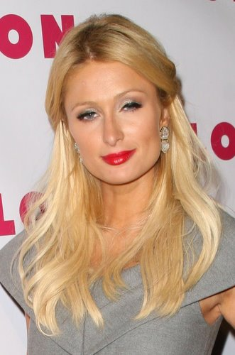 Entertainment Zone Paris Hilton Funky Hair Styles