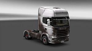 Dirty Scania skin