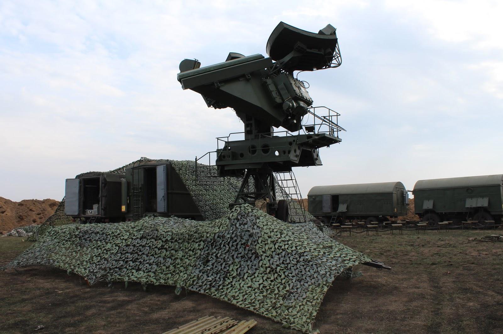 На Херсонщині стріляють ЗРК С-300В1 та С-125М1