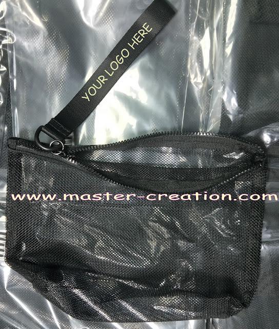 printed mesh bag