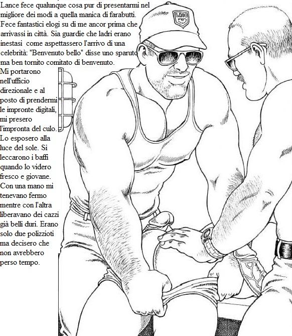 racconti gay papà Casalnuovo di Napoli