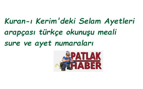 selam+ayetleri