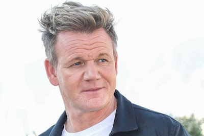 Figure: He's a famous chef in the US and UK. What's his name?