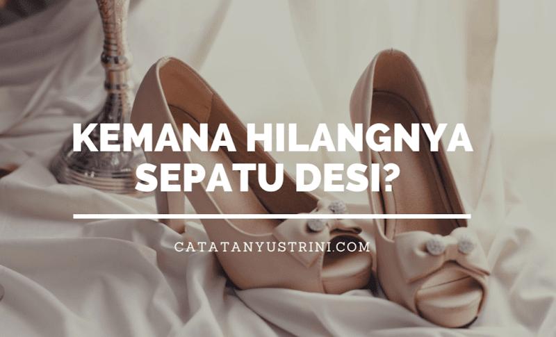 [Cerpen] Kemana Hilangnya Sepatu Desi?