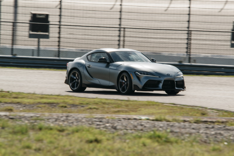 2021 Toyota Supra does it all