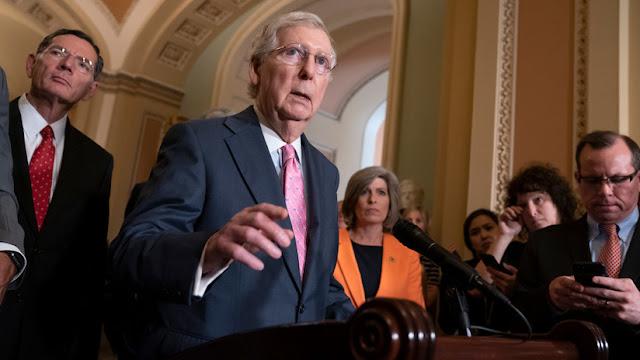 El Senado de EE.UU. aprueba un proyecto de ley de 4.600 millones de dólares para la cuestión fronteriza