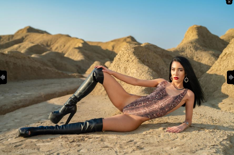 PatriciaLett Model Skype