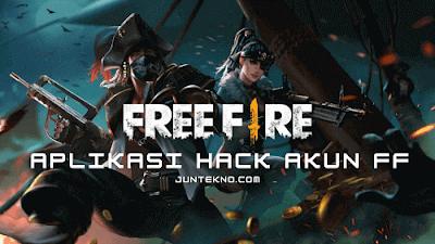 aplikasi hack akun ff