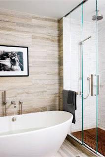 baño moderno apartamentos